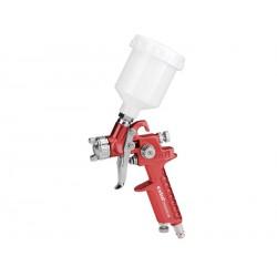 Extol Prémium HVLP felső tartályos festékszóró pisztoly 100 ml